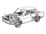 Pictures of Datsun 1300 1970