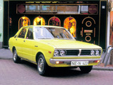 Wallpapers of Datsun Violet 160J (A10) 1977–81