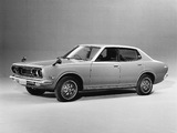 Datsun Bluebird U Sedan (610) 1971–73 wallpapers