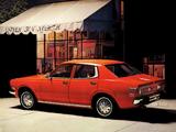 Pictures of Datsun Bluebird U Sedan (610) 1971–73