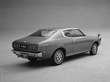 Wallpapers of Datsun Bluebird U Coupe (610) 1971–73