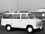 Images of Datsun Cablight 1150 Van (A220) 1964–68