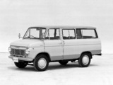Pictures of Datsun Cablight 1150 Coach (A220) 1964–68