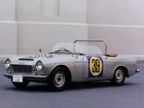 Pictures of Datsun Fairlady 1500 Japan GP Race (SP310) 1963