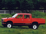 Datsun Pickup 4WD Double Cab JP-spec (720) 1980–83 wallpapers