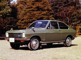 Datsun Sunny Coupe (KB10) 1968–70 photos