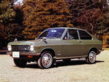Datsun Sunny Coupe (KB10) 1968–70 photos