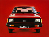Datsun Sunny Sedan (B310) 1980–82 photos