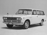 Datsun LightVan (V521) 1968–72 wallpapers