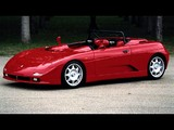 De Tomaso Guara Barchetta 1994–2004 pictures