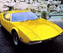 Photos of De Tomaso Pantera 1970–71