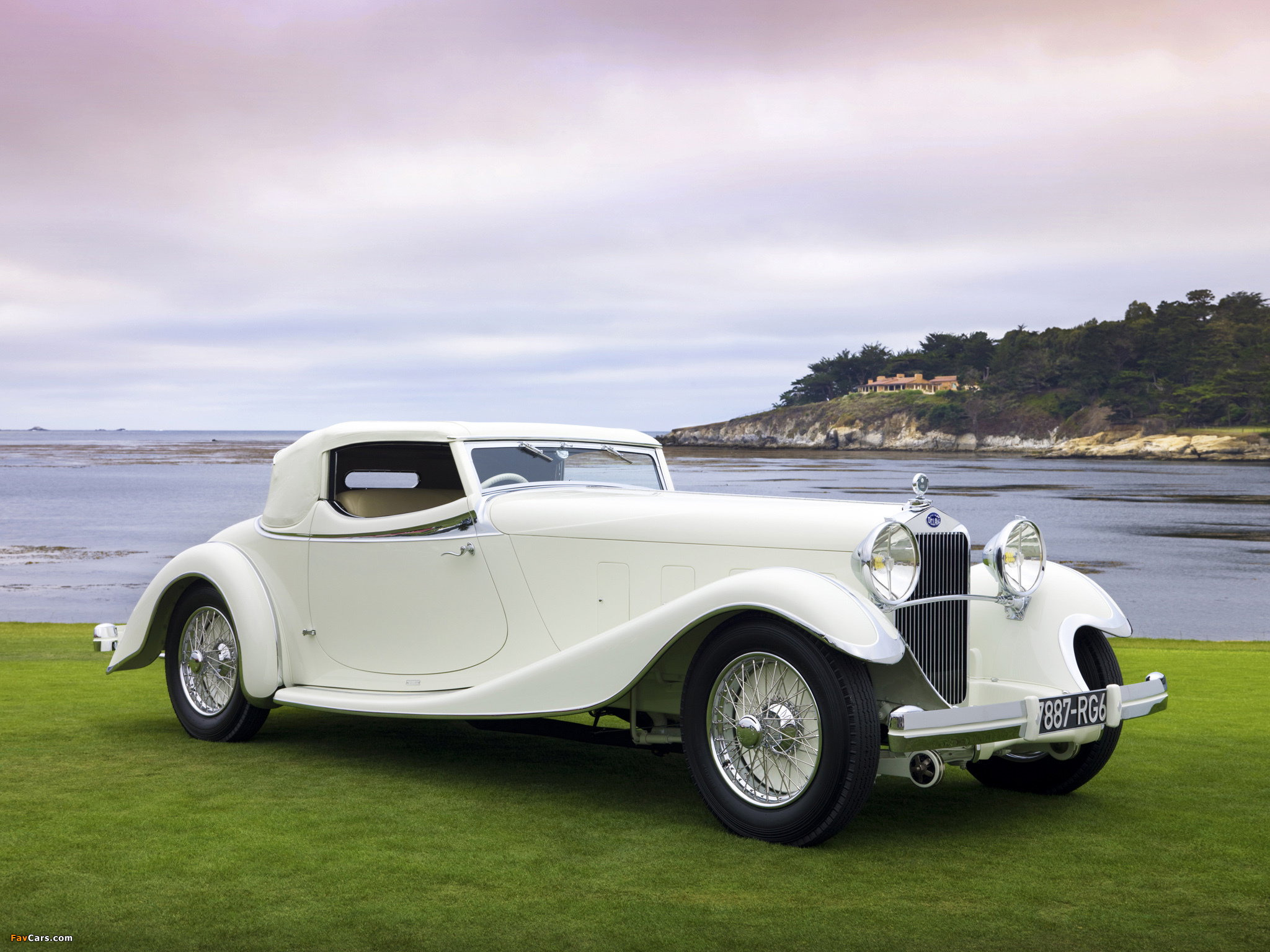 Delage D8S Roadster by...