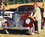 DeSoto Deluxe 4-door Touring Sedan 1939 wallpapers