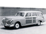 Pictures of DeSoto Deluxe Station Wagon 1949