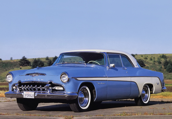 Desoto Firedome 2 Door Coupe 1955 Wallpapers