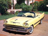 DeSoto Fireflite Convertible 1957 photos