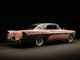 DeSoto Fireflite Sportsman 2-door Hardtop 1956 wallpapers