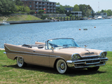Pictures of DeSoto Firesweep Convertible 1958
