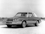 Pictures of Dodge 400 Coupe 1982–83