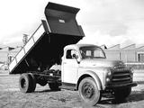 Photos of Dodge 8-65 AD Dump Truck 1955–58