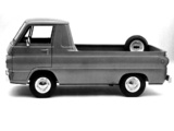 Wallpapers of Dodge A-100 Pickup 1964–70