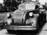 Dodge Airflow Tank Truck (RX-70) 1938 wallpapers