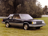 Dodge Aries Coupe 1980–81 photos