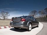 Wallpapers of Dodge Avenger R/T (JS) 2011