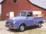 Dodge Job-Rated Pickup Spring Special (V-4-V) 1953 pictures