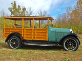 Pictures of Dodge Brothers Suburban by Cantrell 1926