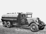 Pictures of Dodge Brothers Tanker 1935