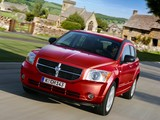 Pictures of Dodge Caliber SXT 2009–11