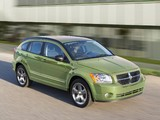 Dodge Caliber R/T 2009–11 wallpapers