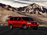 Dodge Grand Caravan R/T 2011 images