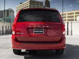 Photos of Dodge Grand Caravan Blacktop 2013