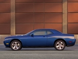 Images of Dodge Challenger SE (LC) 2008–10