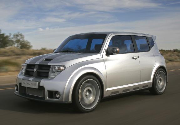 2008 Dodge Kahuna Concept Car Pictures