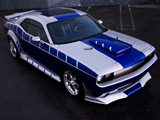 Pictures of Dodge Challenger by Mopar and Rich Evans SEMA Concept 2010
