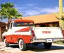 Dodge D-100 Sweptside Pickup 1957 images