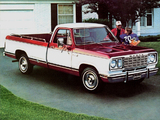 Dodge D200 Adventurer 1978 pictures