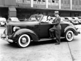 Dodge D8 Convertible 1937–38 photos