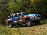 Photos of Dodge Dakota MX Warrior Concept 2007