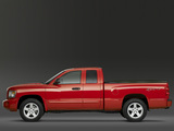 Dodge Dakota Sport Extended Cab 2007–08 wallpapers