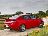 Dodge Dart Rallye 2012 wallpapers