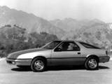 Dodge Daytona 1987–91 photos