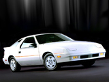 Photos of Dodge Daytona 1987–91