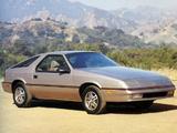 Pictures of Dodge Daytona 1987–91