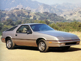 Pictures of Dodge Daytona 1987–91
