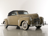 Images of Dodge Deluxe Convertible Coupe (D-14) 1940