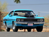 Dodge Demon 340 (LM29) 1972 wallpapers